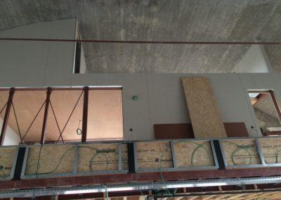 Cloison construction