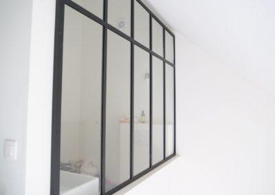 Cloison-vitrée